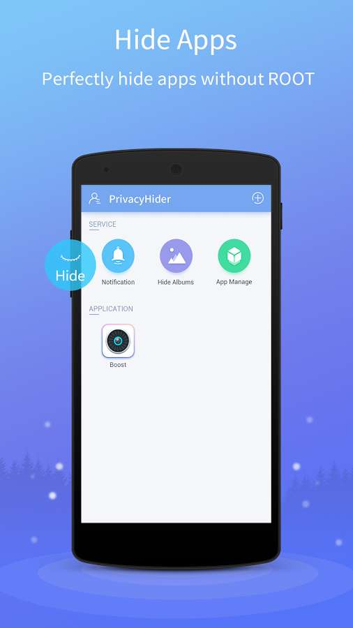 دانلود Hide App,Private Dating,SafeChat-PrivacyHider Premium 3.0.2 - برنامه مخفی سازی فایل و اپلیکیشن اندروید