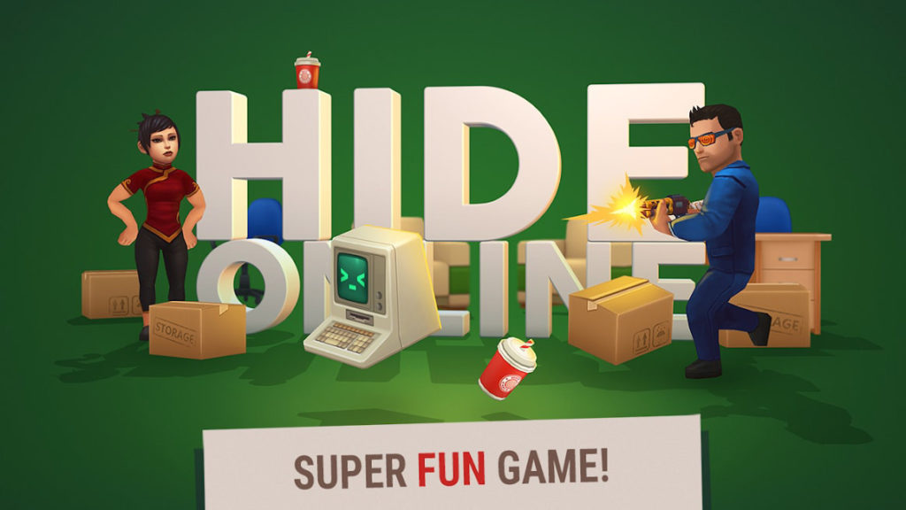 دانلود Hide Online 3.5.0 - بازی اکشن اعتیاد آور + خاص