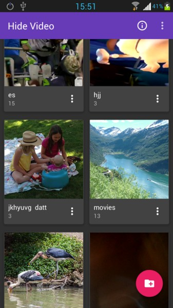 دانلود Hide Video Premium 1.2.6 - مخفی کردن ویدئو اندروید