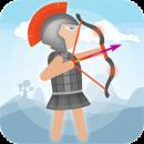 """دانلود High Archer - Archery Game 1.5.1 - بازی آرکید جالب و کم حجم """"عروسک کماندار"""" اندروید + مود"""