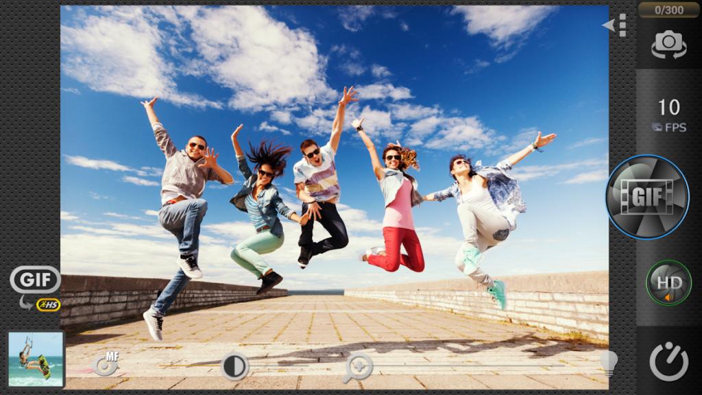 دانلود High-Speed Camera Plus 5.4.0 - برنامه دوربین سریع اندروید!