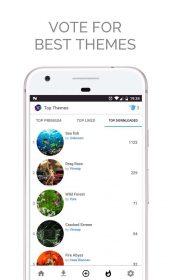 Hologram Background Premium Android