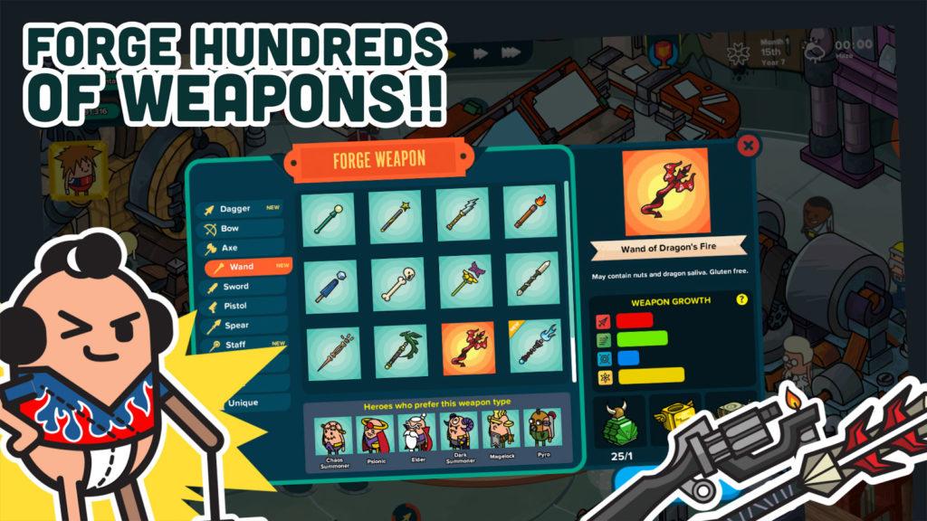 دانلود Holy Potatoes! A Weapon Shop?! 1.0.9 - بازی جالب
