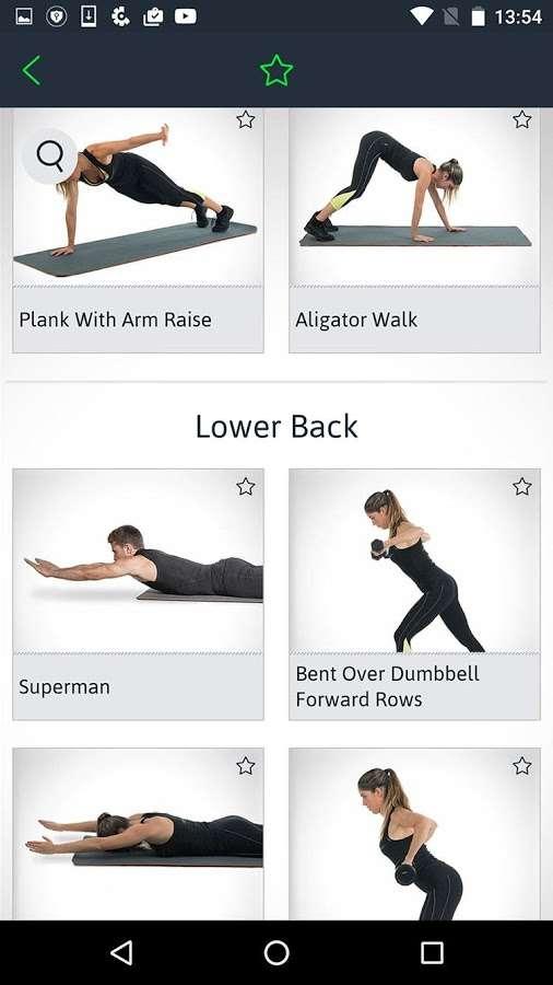 دانلود Home Workouts Personal Trainer Full 3.530 - برنامه تمرینات ورزشی خانگی اندروید