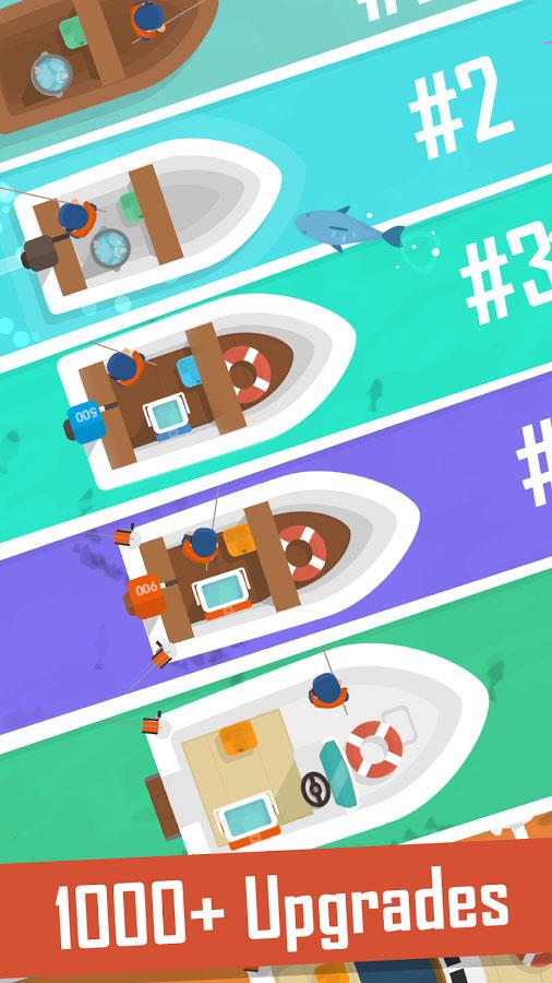 دانلود Hooked Inc: Fisher Tycoon 2.2.1 - بازی اعتیادآور ماهیگیر پولدار اندروید + مود