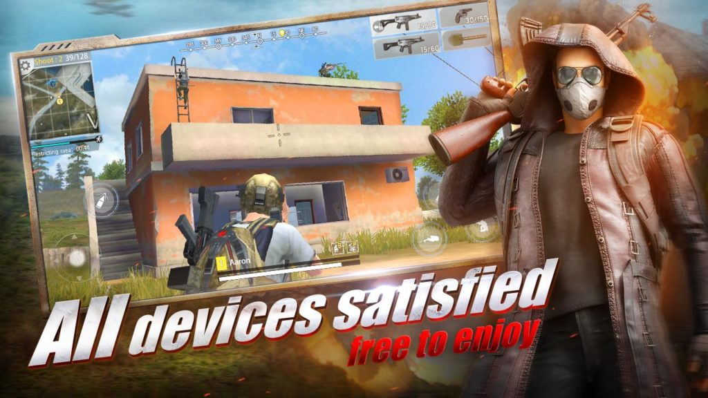 دانلود Hopeless Land: Fight for Survival 1.0 b39 - بازی مبارزه برای بقا در سرزمین ناامیدی اندروید + دیتا