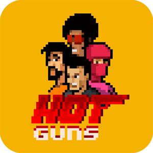 دانلود Hot Guns 1.0.2 - بازی اکشن زیبا و خاص