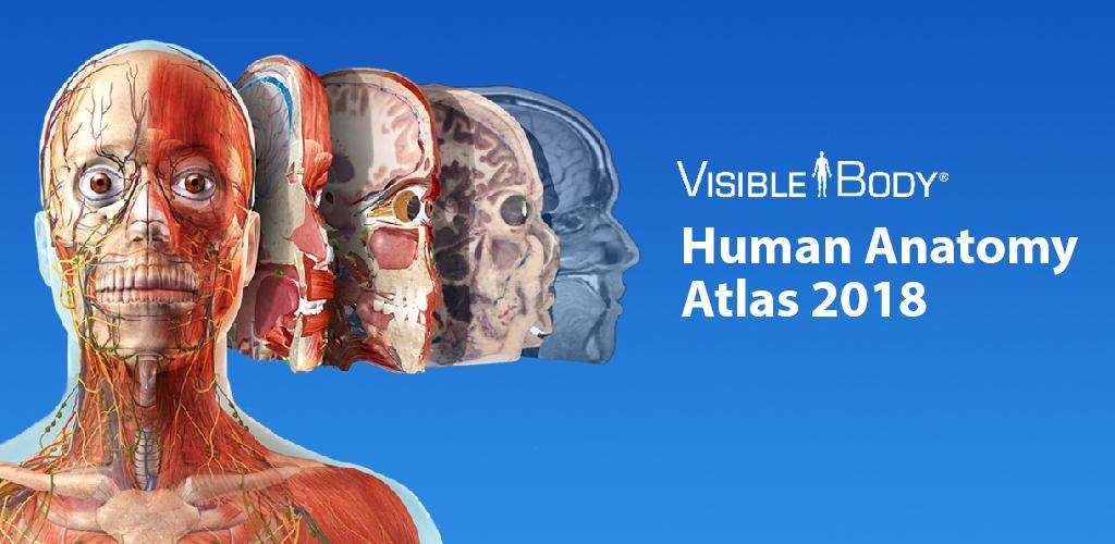 Human Anatomy Atlas 2018 Full