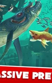 Hungry Shark World 5 175x280 دانلود Hungry Shark World 0.8.0 – بازی جدید کوسه گرسنه از یوبی سافت جهت آندروید + مود + دیتا