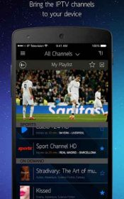 IP Television - IPTV M3U Full