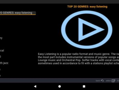 IRP (Internet Radio Player)