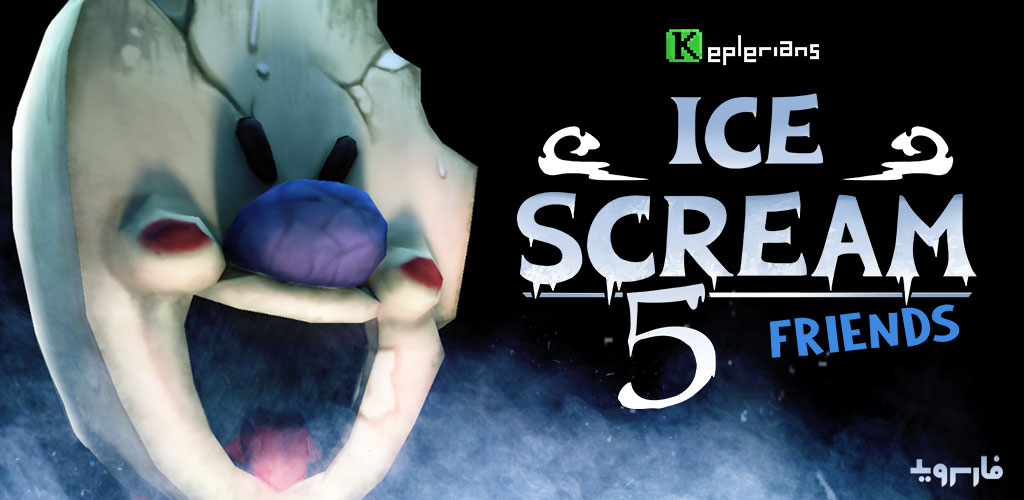 Ice Scream 5 Friends: Mike's Adventures