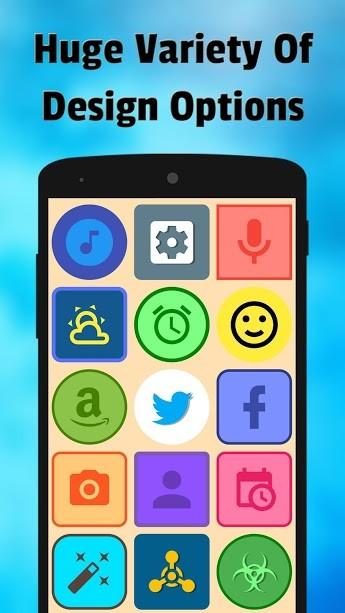 دانلود Iconic: logo maker, icon designer & button creator 1.1.4 - برنامه ساده ساخت آیکون و لوگو مخصوص اندروید !