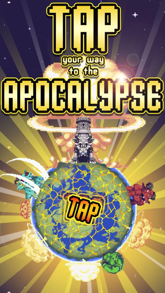 دانلود Idle Apocalypse 1.54 - بازی کلیکی سرگرم کننده آخرالزمان اندروید + مود