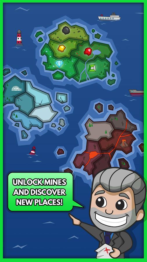 دانلود Idle Miner Tycoon 2.12.2 - بازی پرطرفدار