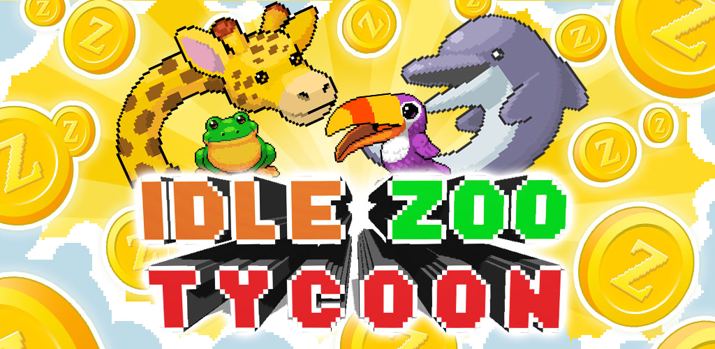 Idle Zoo Tycoon: Tap, Build & Upgrade a Custom Zoo