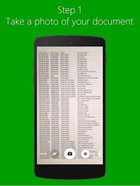 دانلود Image to Excel - Document Scanner with OCR Full 1.0.10 - برنامه تبدیل تصاویر به فایل اکسل مخصوص اندروید!