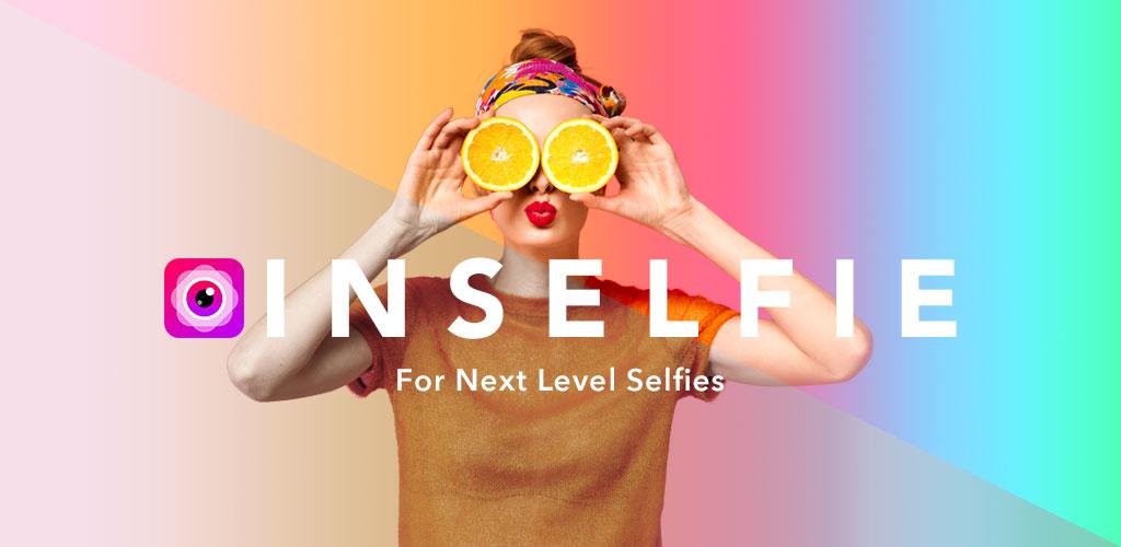 InSelfie - Photo Editor Pro & Effects