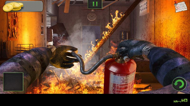 دانلود Infected Town 1.0 - بازی فکری جدید