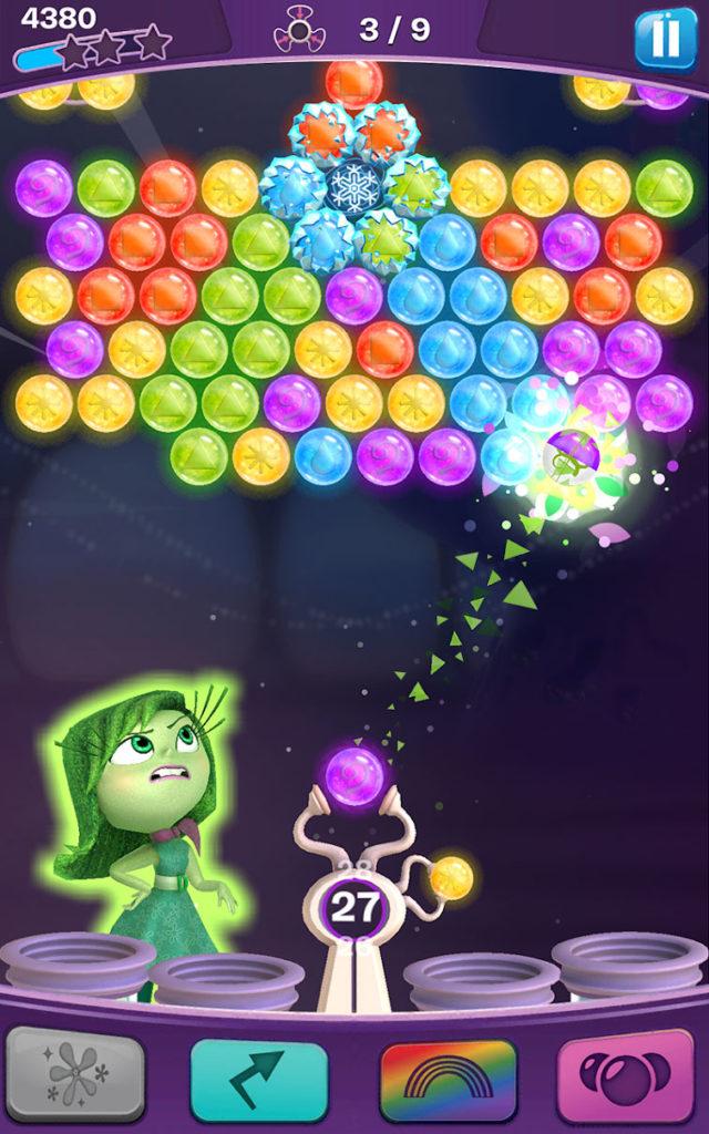 دانلود Inside Out Thought Bubbles 1.24.0 - بازی پازل حباب های فکر اندروید + مود