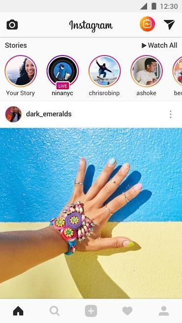 دانلود Instagram 108.0.0.0.47 - برنامه رسمی اینستاگرام اندروید + بتا + آلفا + لایت