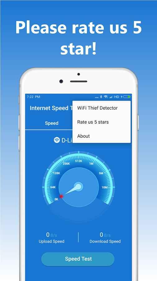 دانلود Internet Speed Test Pro(No Ads) - WiFi Speed Test 1.0.3 - برنامه تست دقیق سرعت اینترنت اندروید !