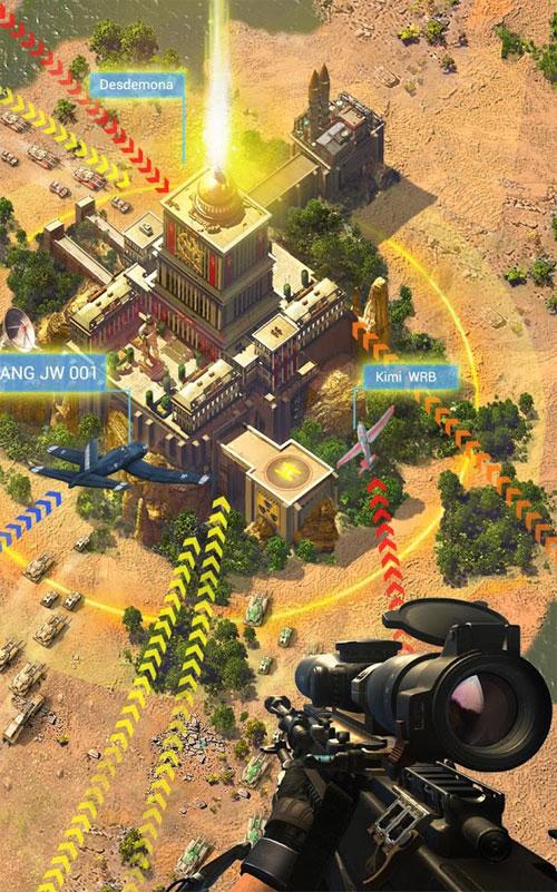 دانلود Invasion: Modern Empire 1.37.01 - بازی استراتژی امپراتوری مدرن اندروید + مود