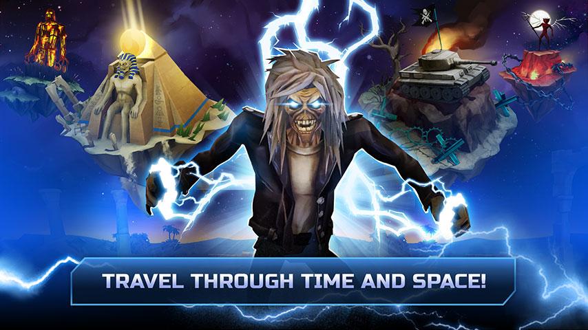 دانلود Iron Maiden: Legacy of the Beast 314015 - بازی مبارزه ای