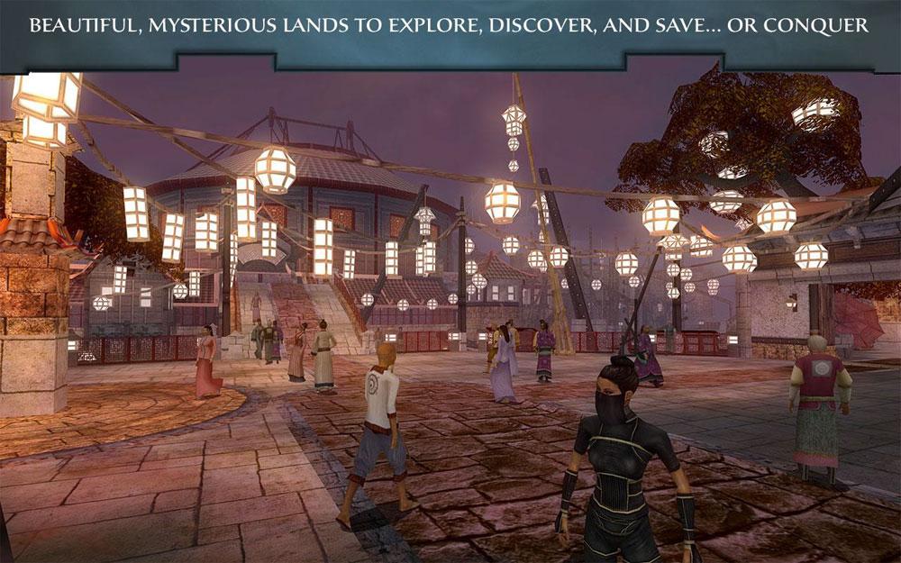 دانلود Jade Empire: Special Edition 1.0.0 - بازی اکشن خارق العاده و شگفت انگیز