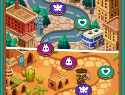 Jewels fantasy : match 3 puzzle