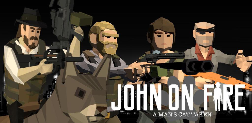 John on Fire Full