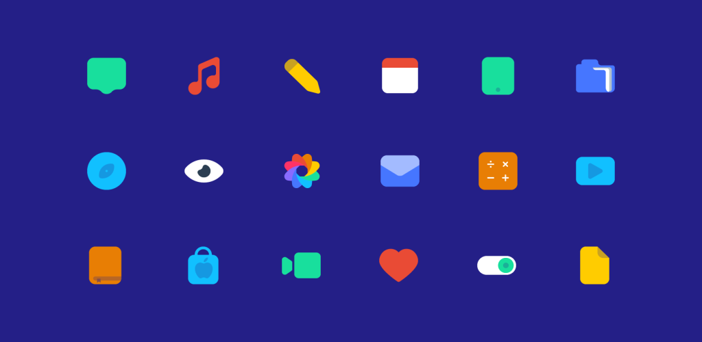 JoolJyphs Icon Pack