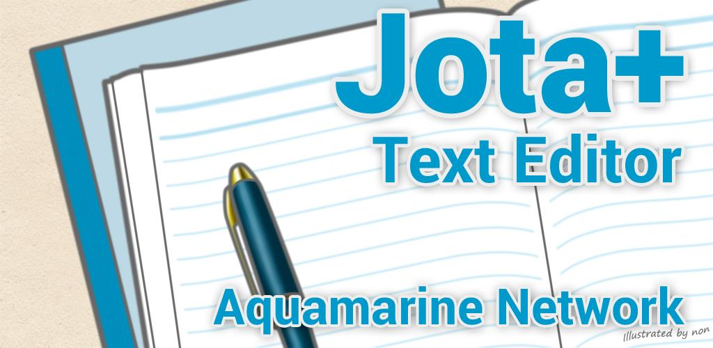 Jota+ (Text Editor