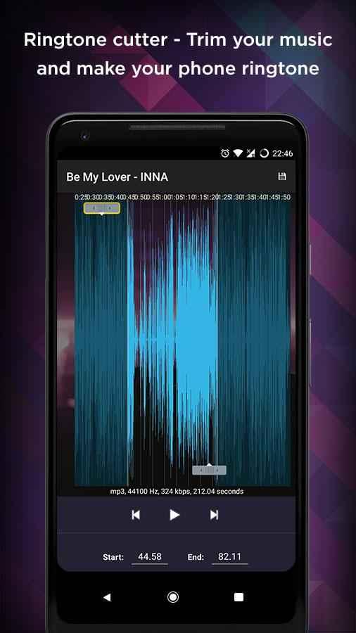 دانلود JukeBox Music Player Pro 1.5.0 - موزیک پلیر کم حجم و با کیفیت اندروید !