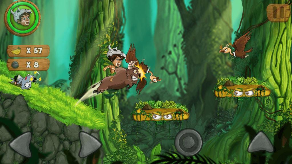 دانلود Jungle Adventures 2 46 - بازی ماجراجویی جنگل 2 اندروید + مود