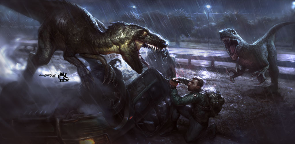 Jurassic Survival Cover دانلود Jurassic Survival 1.0.1 – بازی محبوب و همچنین پرطرفدار بقا در دوران ژوراسیک آندروید + مود