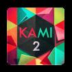 جدید دانلود KAMI 2 1.9.4 – بازی معمایی اعتیادآور کاغذ رنگی ها اندروید + مود