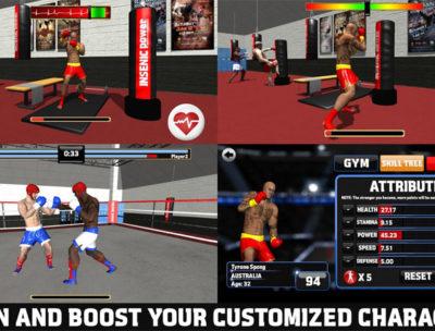 Kickboxing Road To Champion P Android Apk Original + Mod + Obb SD - Google Play