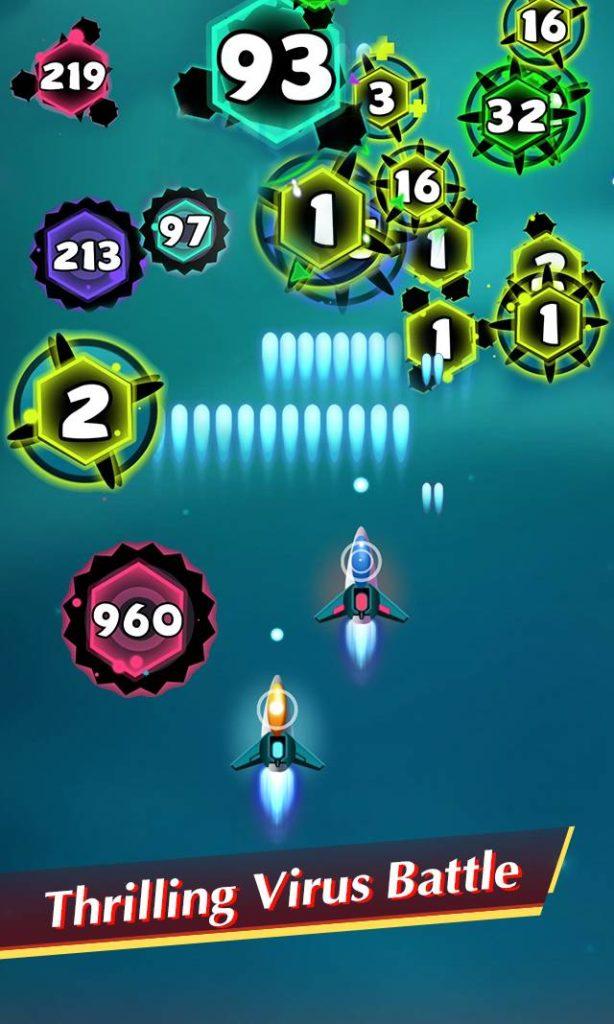 دانلود Kill Bug - Infinity Shooting 1.1.6 - بازی آرکید