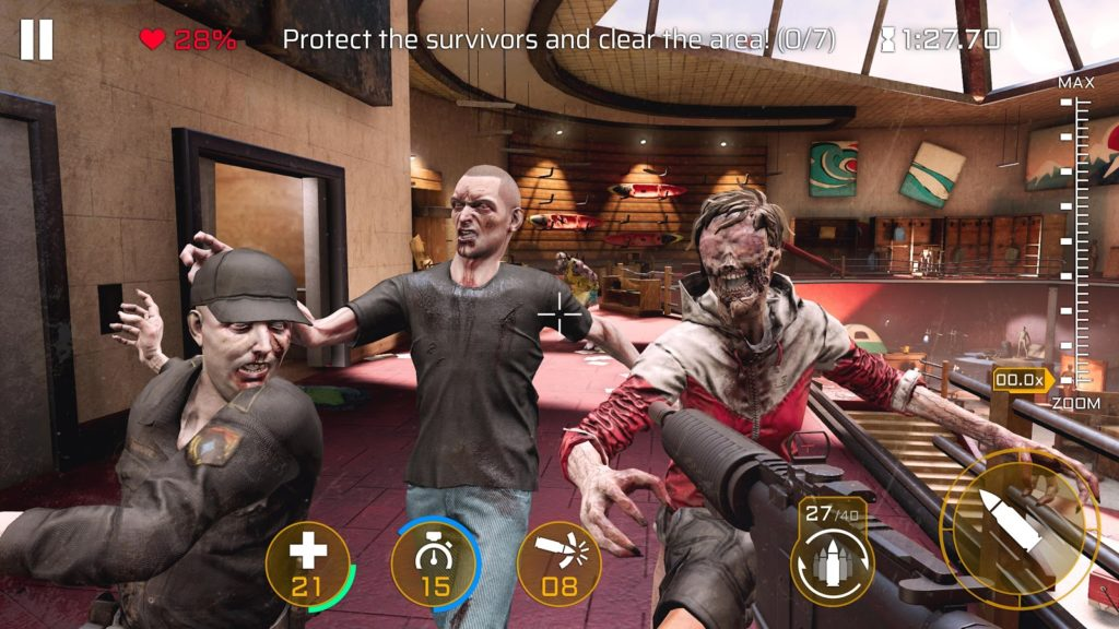 دانلود Kill Shot Virus 2.1.0 - بازی اکشن