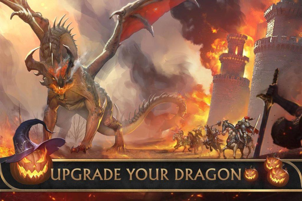 دانلود King of Avalon: Dragon War 7.6.0 - بازی استراتژیکی محبوب
