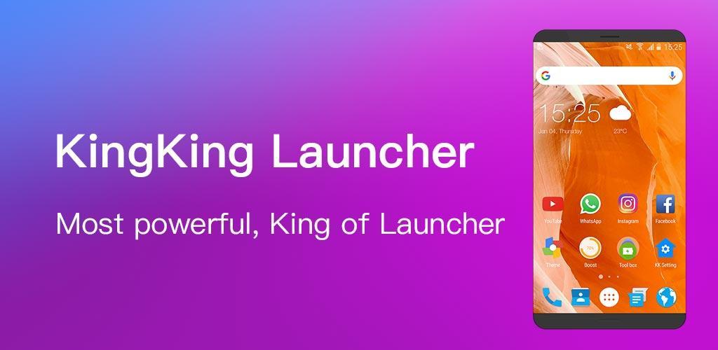 KingKing Launcher PRIME