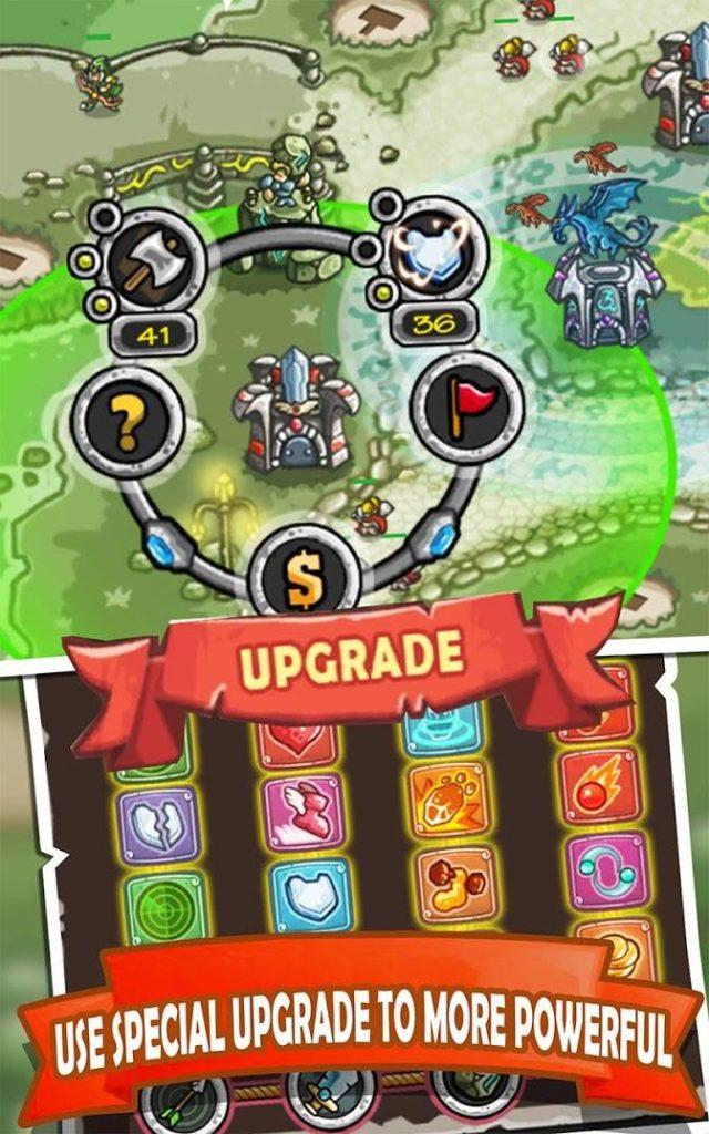 دانلود Kingdom Defense 2: Empire Warriors 1.4.1 - بازی استراتژیکی