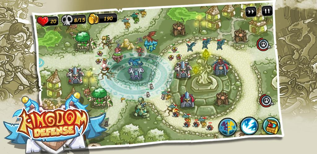 Kingdom Defense 2: Empire Warriors