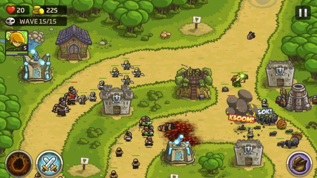 دانلود Kingdom Rush 3.1 - بازی استراتژی جالب و محبوب