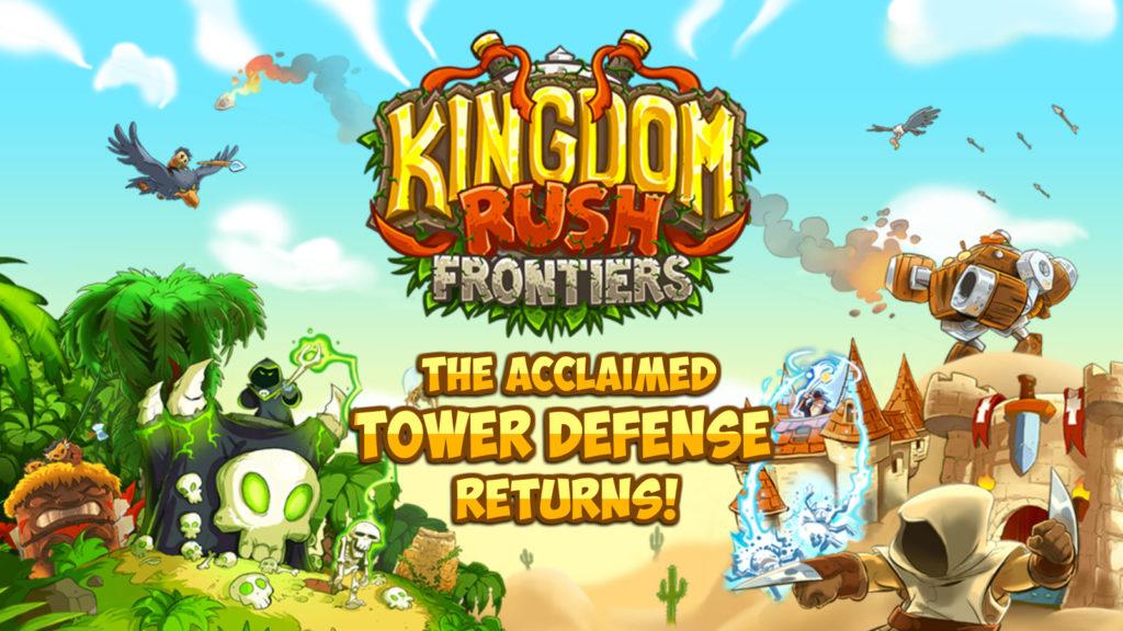 دانلود Kingdom Rush Frontiers 3.0.33 - بازی دفاعی اعتیادآور اندروید + مود + دیتا