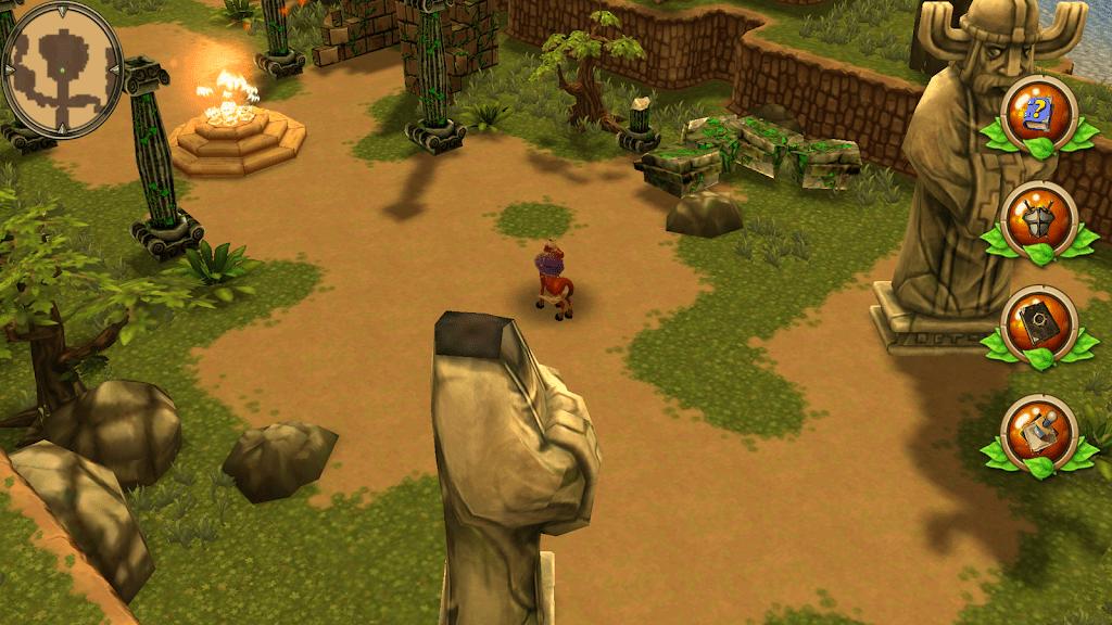 دانلود Kings Hero 2: Turn Based RPG 1.913 - بازی نقش آفرینی فوق العاده