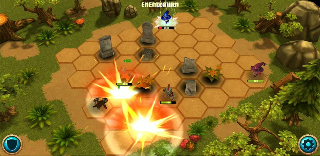 Kings Hero 2 Turn Based RPG