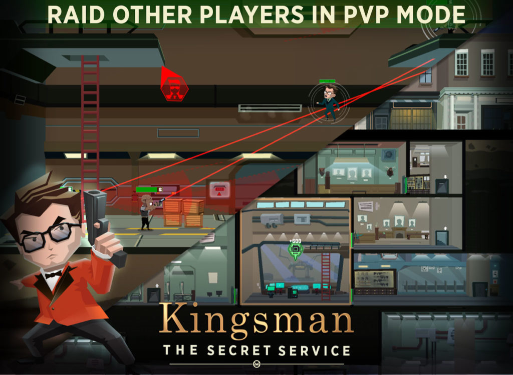 دانلود Kingsman - The Secret Service 1.6 - بازی اکشن