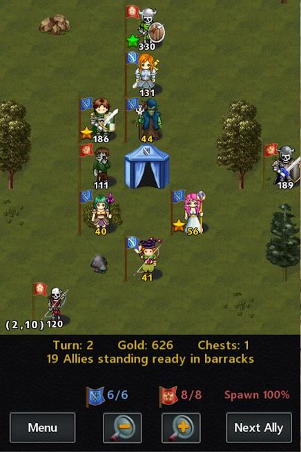 دانلود Kingturn RPG 3.2 - بازی نقش آفرینی فوق العاده